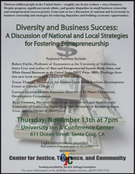 Diversity and Business Success